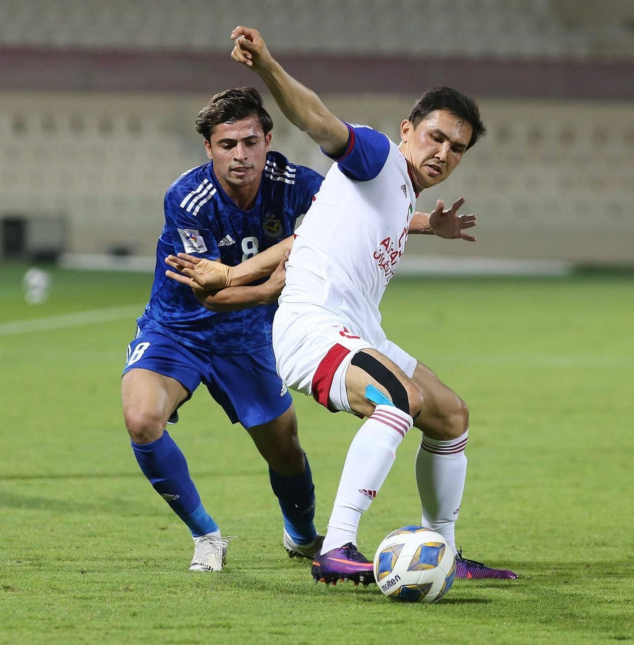 الجوية يخسر أمام الشارقة الإماراتي في دوري أبطال آسيا