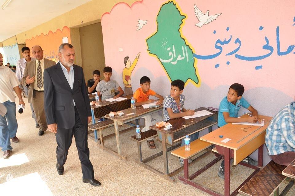 ميسان تعلن إغلاق ملف المدارس الطينية