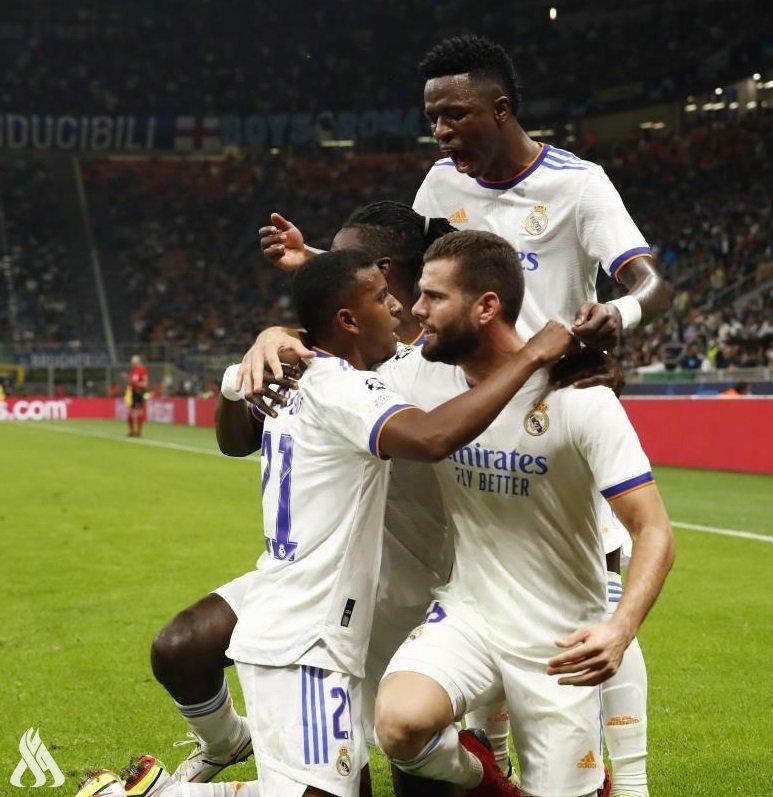 رودريجو يمنح ريال مدريد فوزا قاتلا على الإنتر